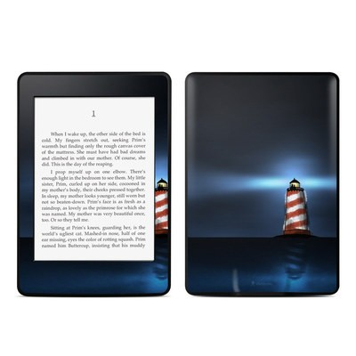 Amazon Kindle Paperwhite Skin - Two And The Lighthouse
