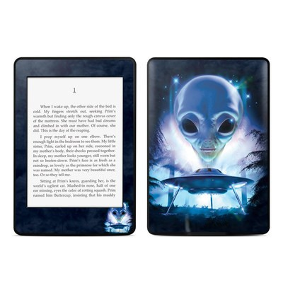 Amazon Kindle Paperwhite Skin - UFO