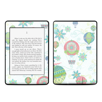 Amazon Kindle Paperwhite Skin - Up and Away