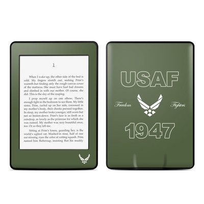 Amazon Kindle Paperwhite Skin - USAF 1947