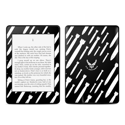 Amazon Kindle Paperwhite Skin - Bombs Away