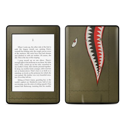 Amazon Kindle Paperwhite Skin - USAF Shark