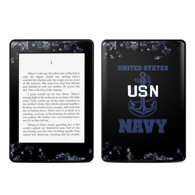 Amazon Kindle Paperwhite Skin - USN
