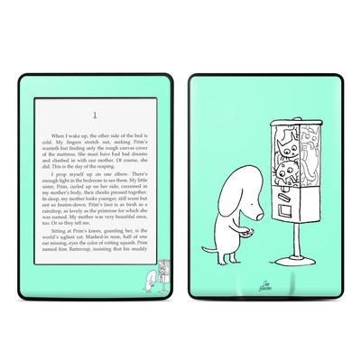 Amazon Kindle Paperwhite Skin - Vending