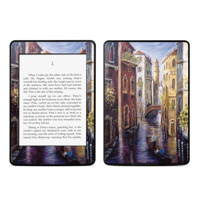 Amazon Kindle Paperwhite Skin - Venezia