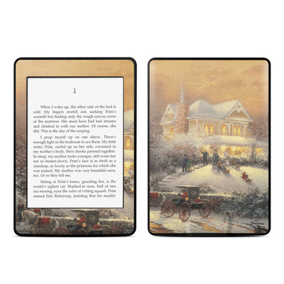 Amazon Kindle Paperwhite Skin - Victorian Christmas