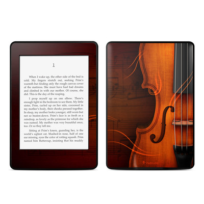 Amazon Kindle Paperwhite Skin - Violin