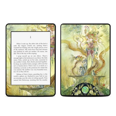 Amazon Kindle Paperwhite Skin - Virgo