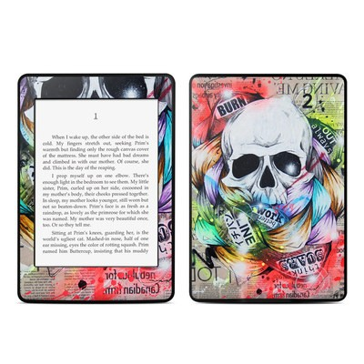 Amazon Kindle Paperwhite Skin - Visionary