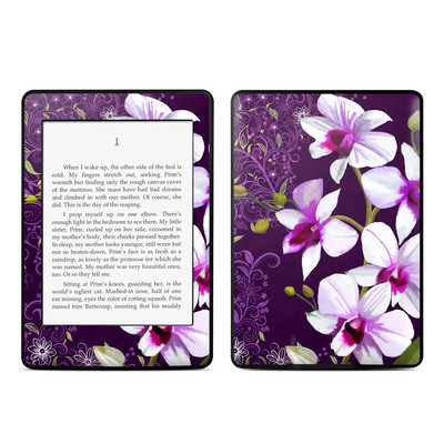 Amazon Kindle Paperwhite Skin - Violet Worlds