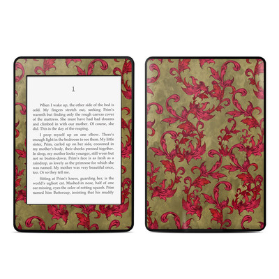 Amazon Kindle Paperwhite Skin - Vintage Scarlet
