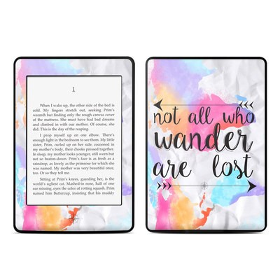 Amazon Kindle Paperwhite Skin - Wander