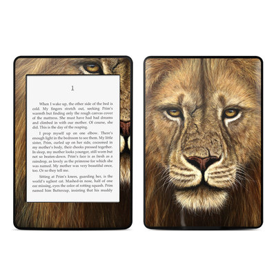 Amazon Kindle Paperwhite Skin - Warrior