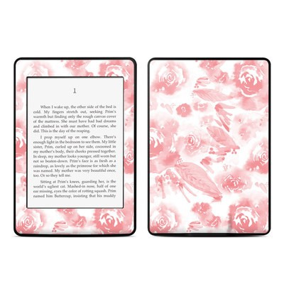 Amazon Kindle Paperwhite Skin - Washed Out Rose