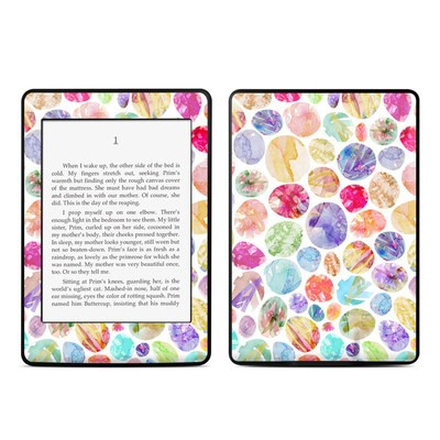 Amazon Kindle Paperwhite Skin - Watercolor Dots