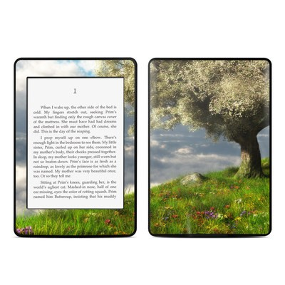 Amazon Kindle Paperwhite Skin - World's Edge Spring