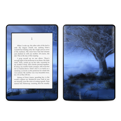 Amazon Kindle Paperwhite Skin - World's Edge Winter