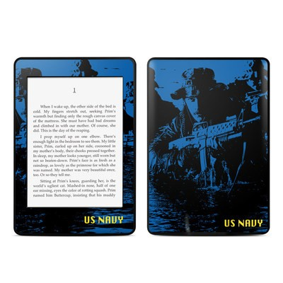 Amazon Kindle Paperwhite Skin - Water Heist
