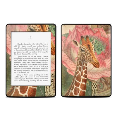 Amazon Kindle Paperwhite Skin - Whimsical Giraffe