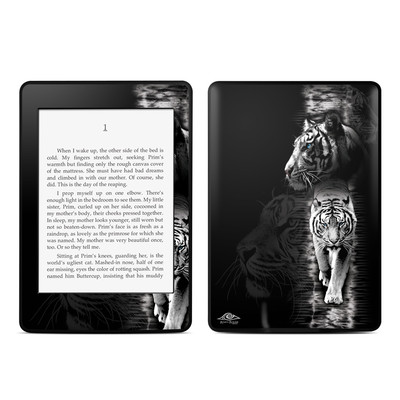 Amazon Kindle Paperwhite Skin - White Tiger