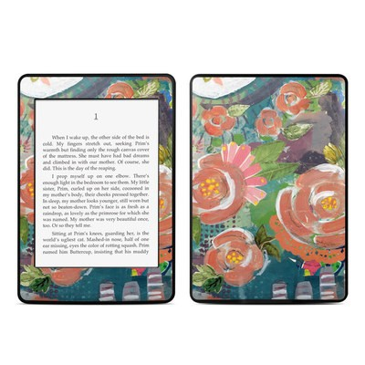 Amazon Kindle Paperwhite Skin - Wild and Free