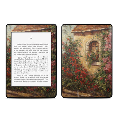 Amazon Kindle Paperwhite Skin - The Window