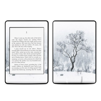 Amazon Kindle Paperwhite Skin - Winter Is Coming