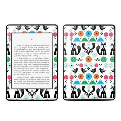 Amazon Kindle Paperwhite Skin - Winter Forest