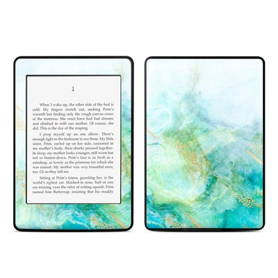 Amazon Kindle Paperwhite Skin - Winter Marble