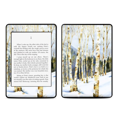 Amazon Kindle Paperwhite Skin - Winter Solstice