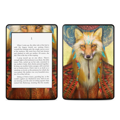 Amazon Kindle Paperwhite Skin - Wise Fox