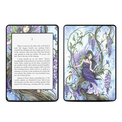 Amazon Kindle Paperwhite Skin - Wisteria