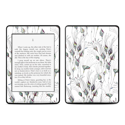 Amazon Kindle Paperwhite Skin - Wildflowers