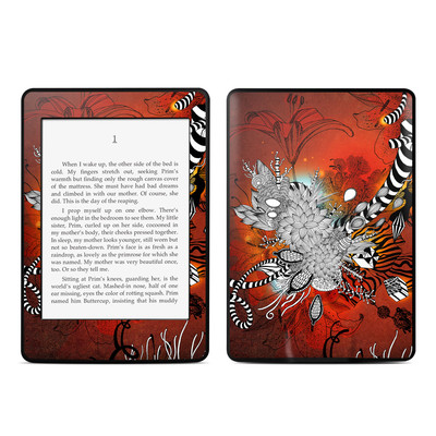 Amazon Kindle Paperwhite Skin - Wild Lilly