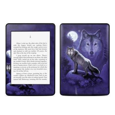 Amazon Kindle Paperwhite Skin - Wolf