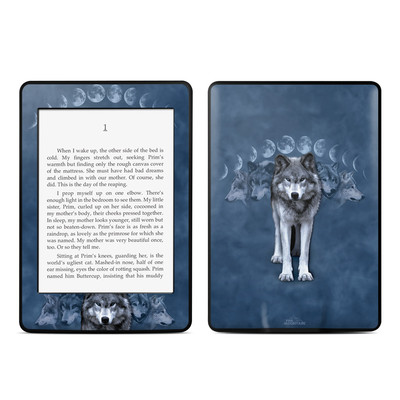 Amazon Kindle Paperwhite Skin - Wolf Cycle