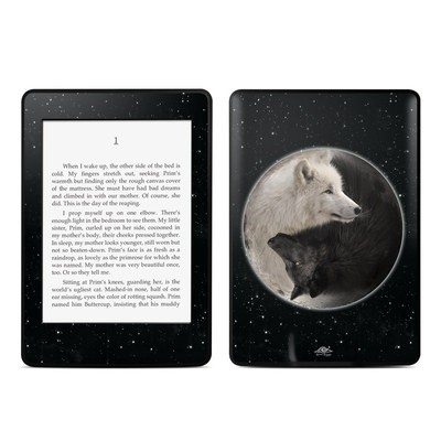 Amazon Kindle Paperwhite Skin - Wolf Zen
