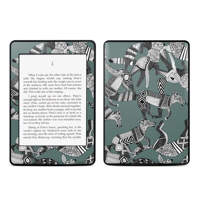 Amazon Kindle Paperwhite Skin - Woodland Fox