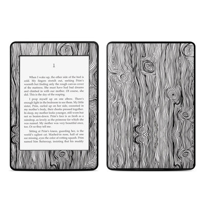 Amazon Kindle Paperwhite Skin - Woodgrain
