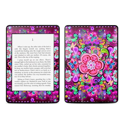 Amazon Kindle Paperwhite Skin - Woodstock