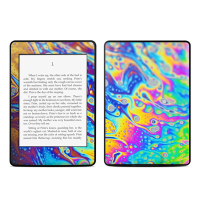 Amazon Kindle Paperwhite Skin - World of Soap