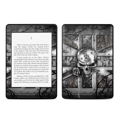 Amazon Kindle Paperwhite Skin - Wrought Iron