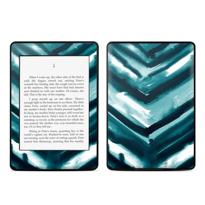 Amazon Kindle Paperwhite Skin - Watercolor Chevron