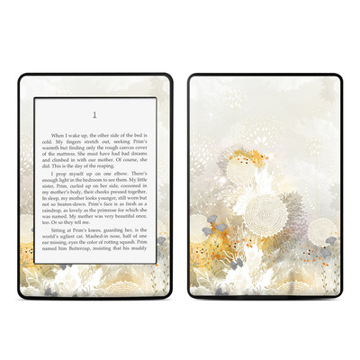 Amazon Kindle Paperwhite Skin - White Velvet