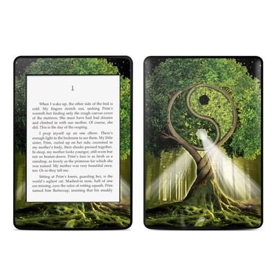 Amazon Kindle Paperwhite Skin - Yin Yang Tree