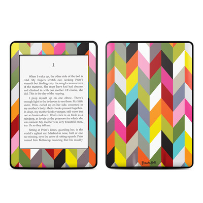 Amazon Kindle Paperwhite Skin - Ziggy Condensed