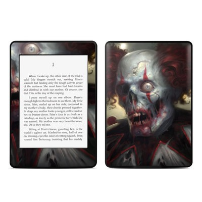 Amazon Kindle Paperwhite Skin - Zombini