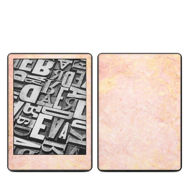 Amazon Kindle Paperwhite Skin - Rose Gold Marble
