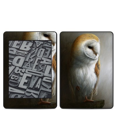 Amazon Kindle Paperwhite 2018 Skin - Barn Owl