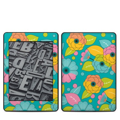 Amazon Kindle Paperwhite 2018 Skin - Blossoms